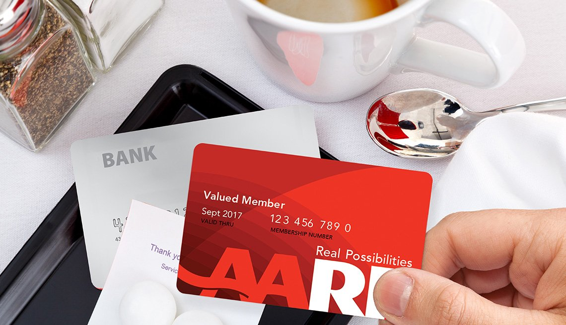 AARP Membership Card, Member Benefits