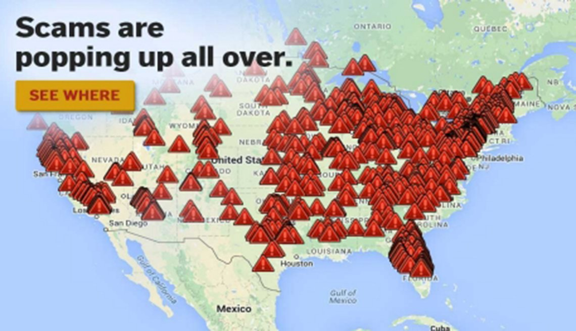 scams, popping, up, everywhere, map, united, states