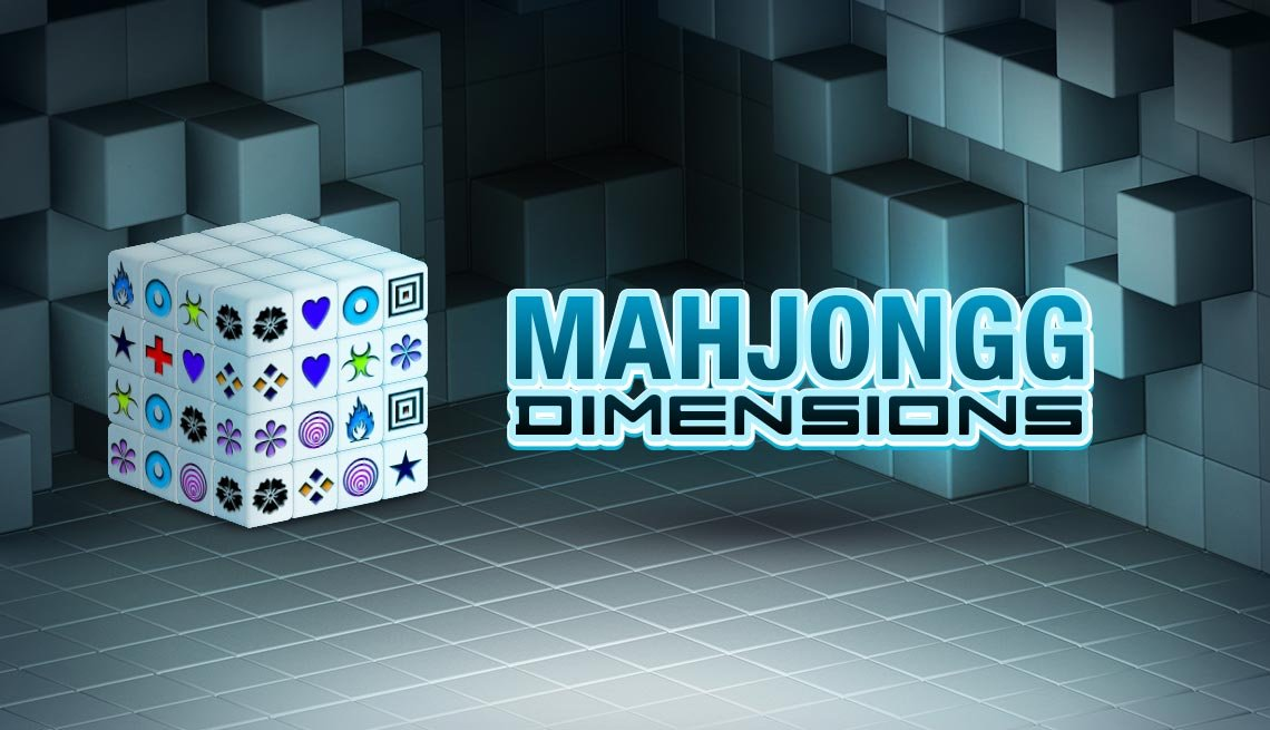 Mahjongg Dimensions - AARP Everywhere