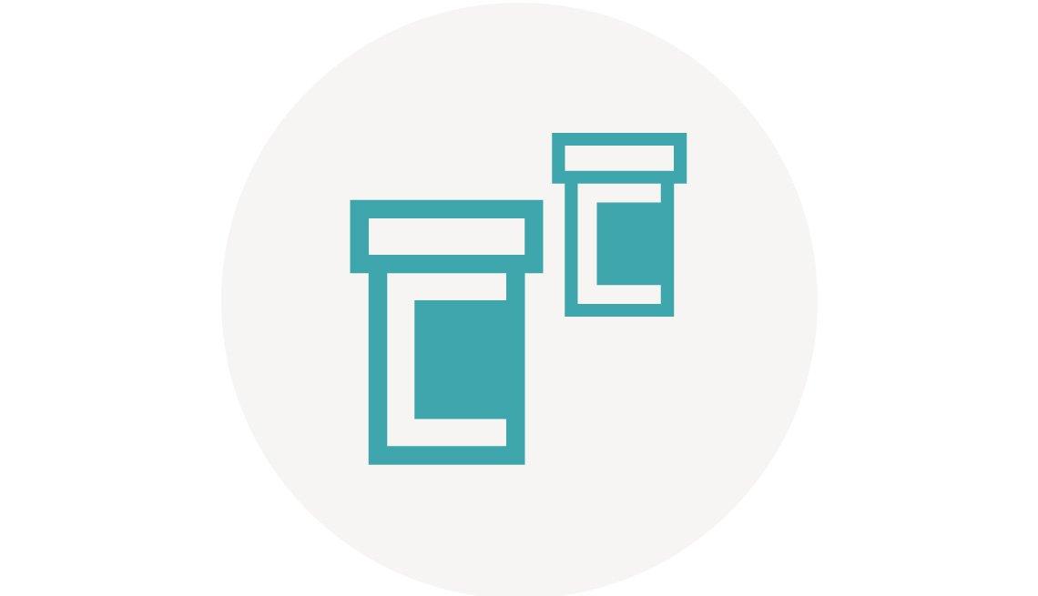 Drug Compare Tool Icon