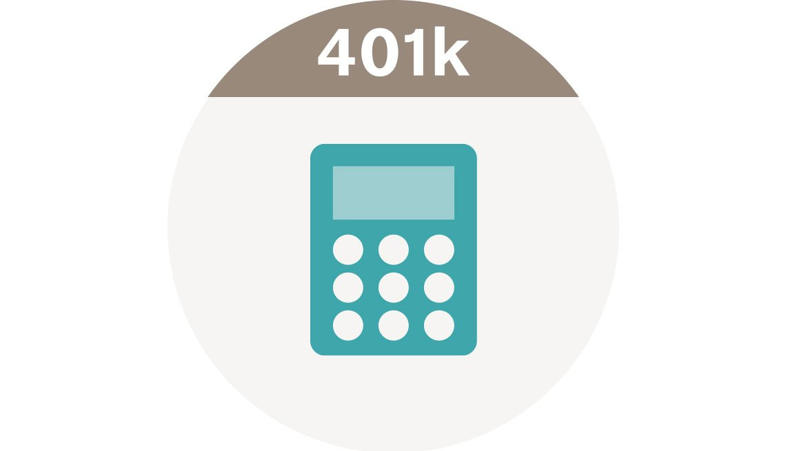 Individual 401k Calculator icon