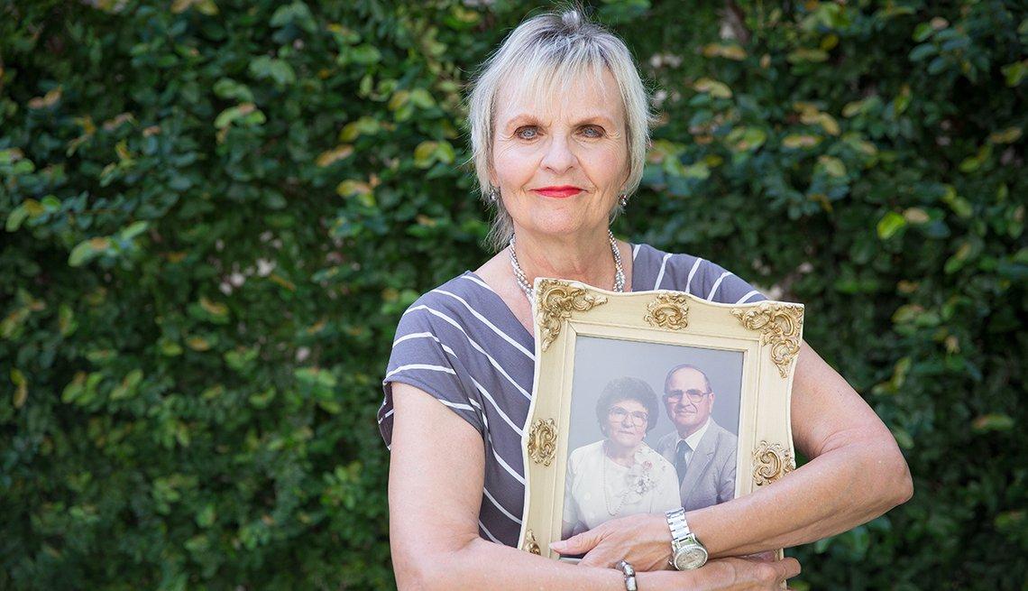 Carol Marak, portrait, Thrive when aging, AARP Foundation