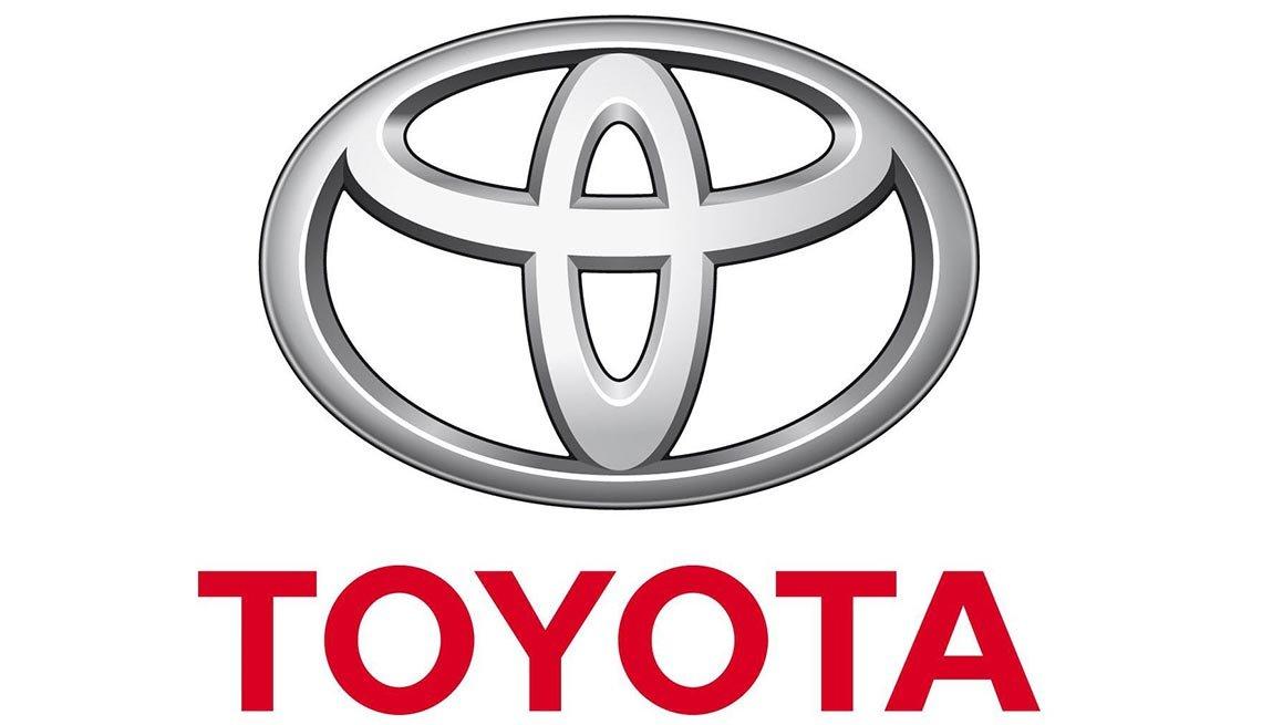 Toyota logo, AARP Foundation