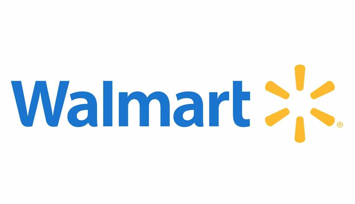 Walmart logo, AARP Foundation