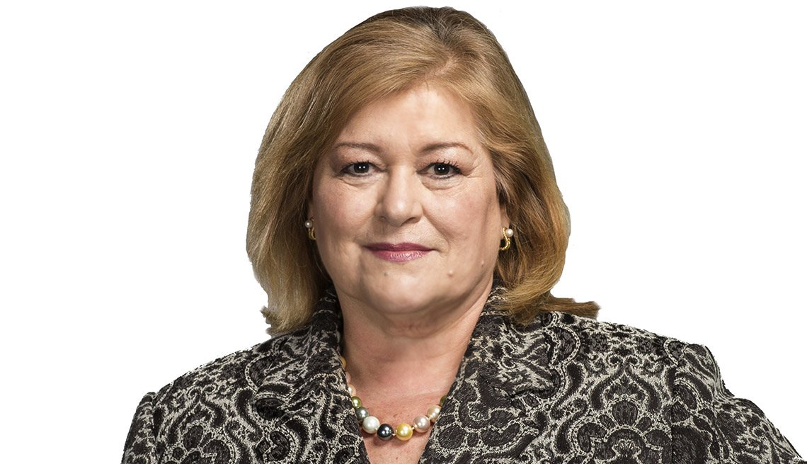 Libby Sartain, member, AARP Board of Directors