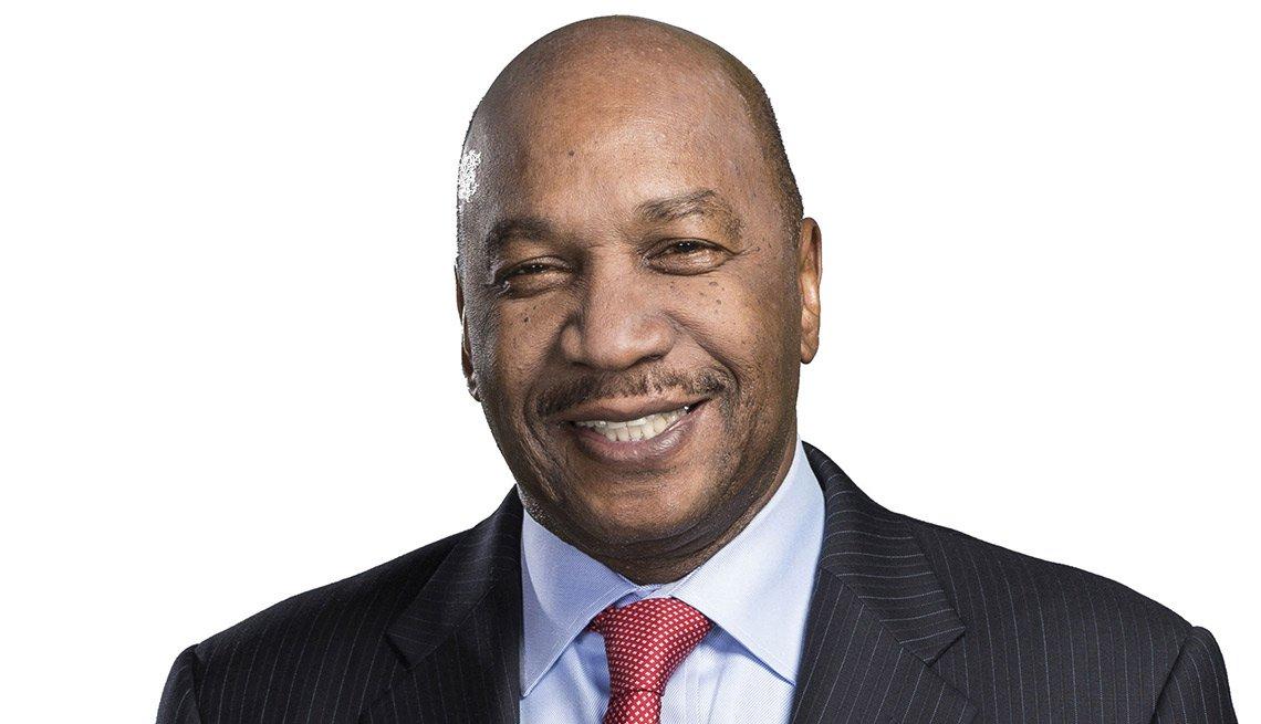 Lloyd Johnson, member AARP Board of Directors