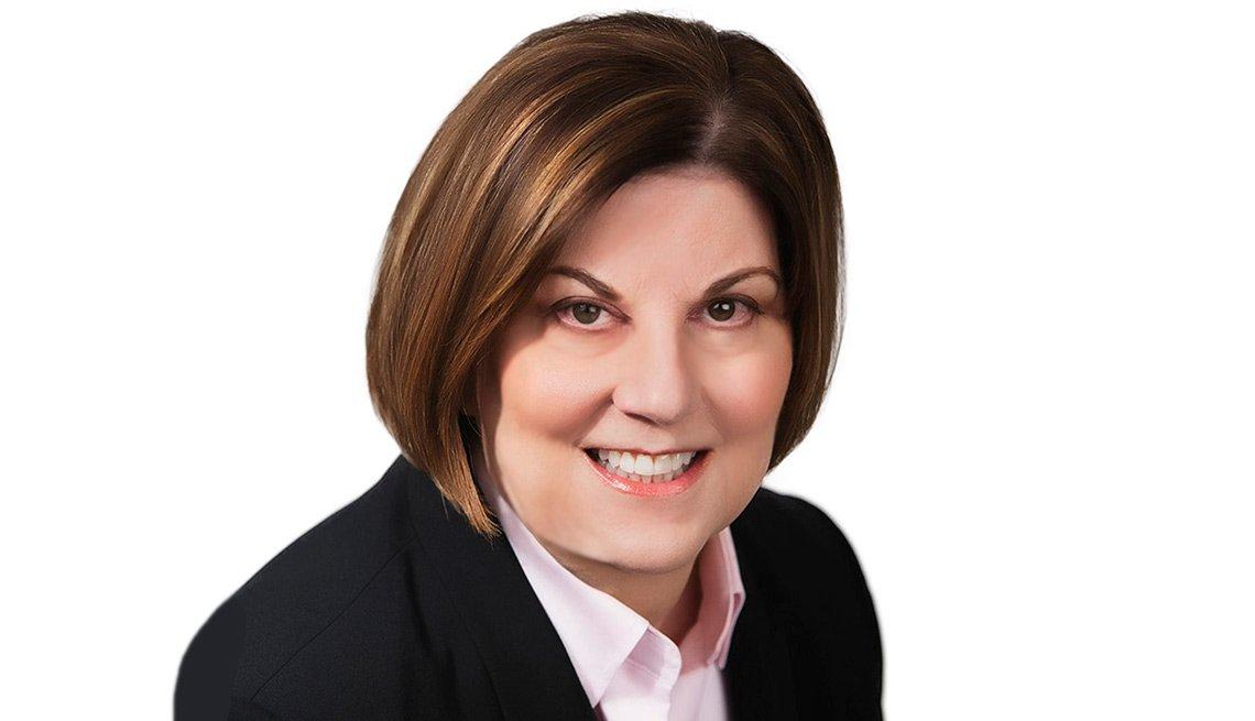Joan R. Ruff Board Chair, AARP Board of Directors