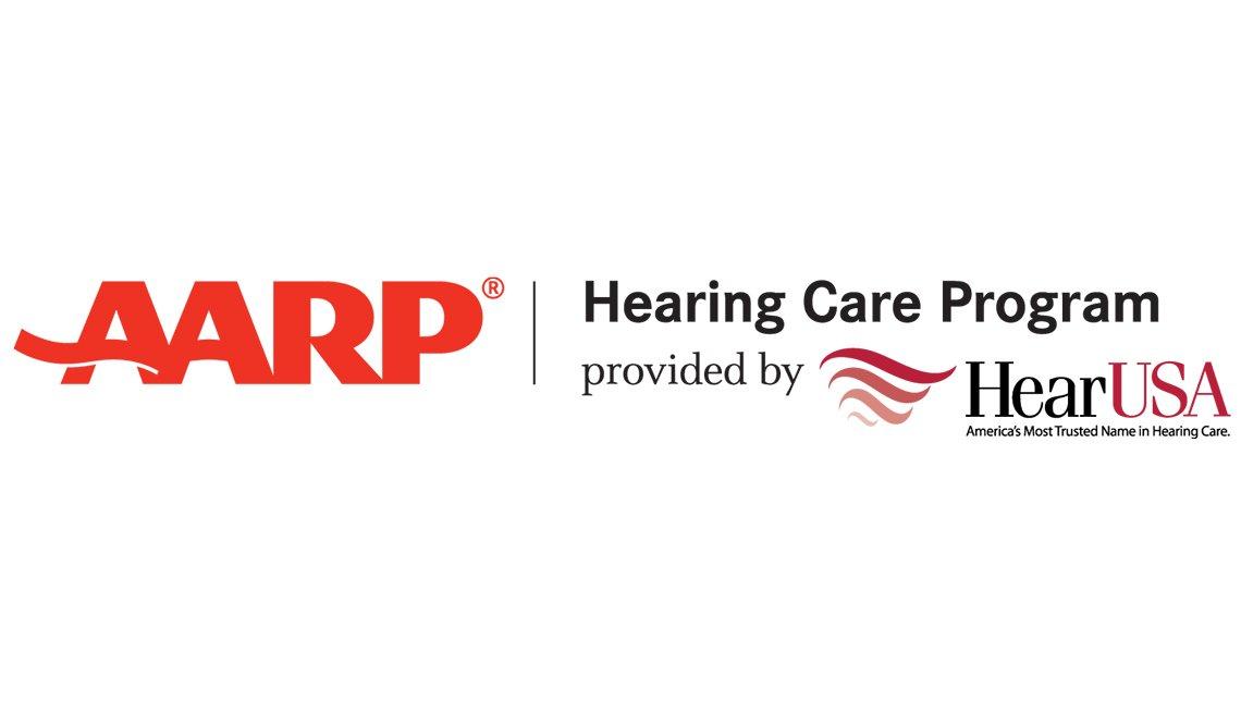 AARP hearing care