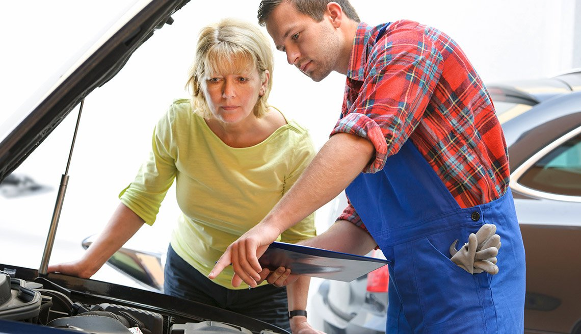 Auto repair shop - Car Maintenance Is Key to Safety