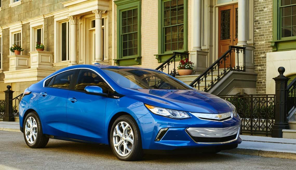 buying a commuter cars - Chevy Volt