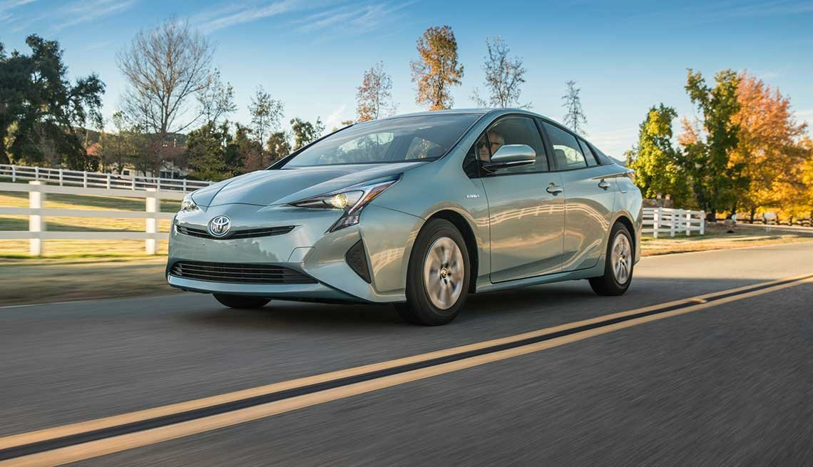 Toyota Prius, Great Road Trip Rental Cars