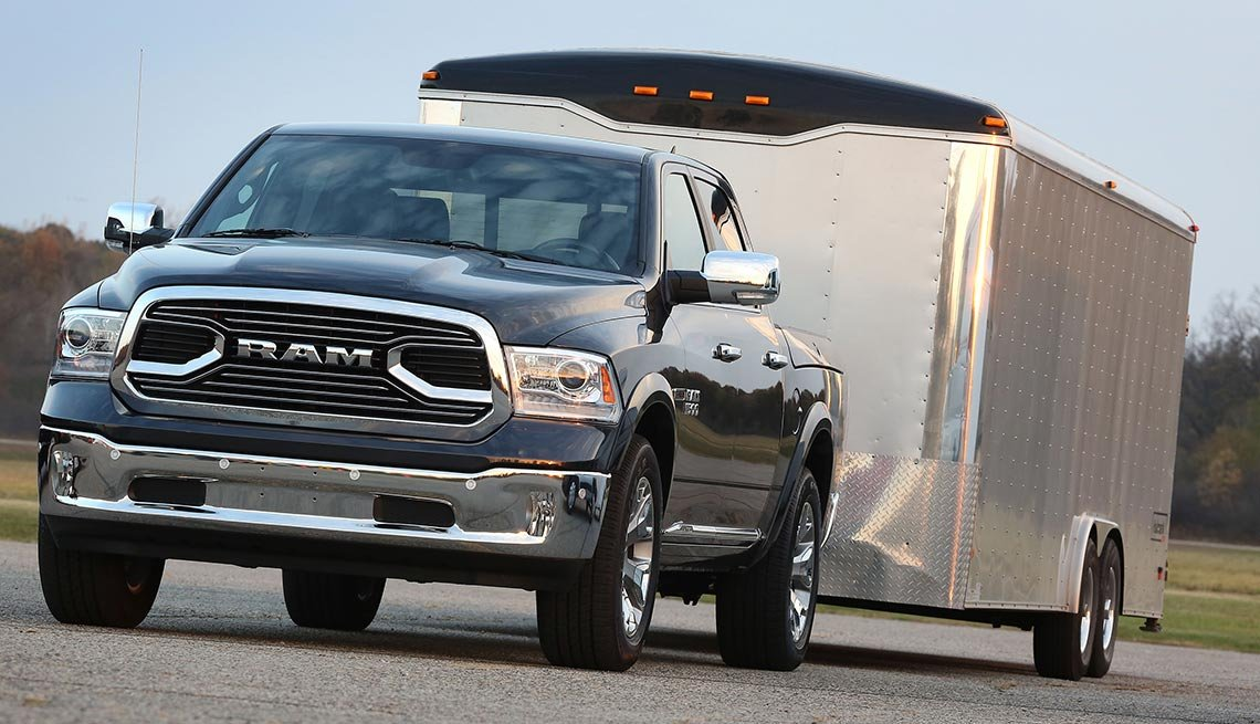 great road-trip cars   2016 Ram 1500 Limited EcoDiesel
