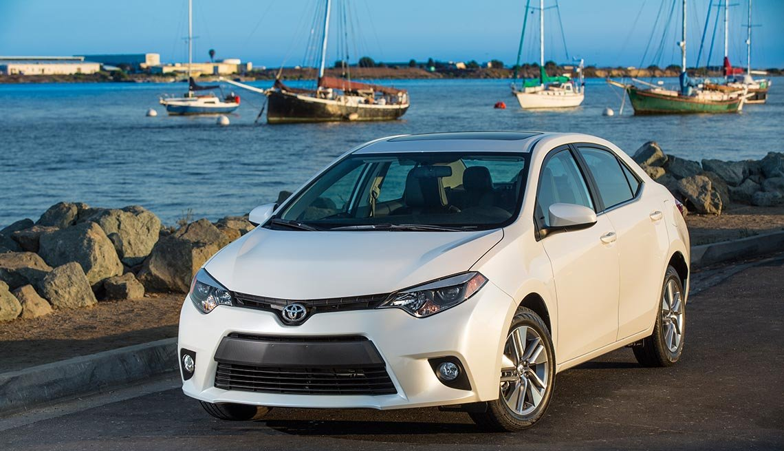 Toyota Corolla, Great Road Trip Rental Cars