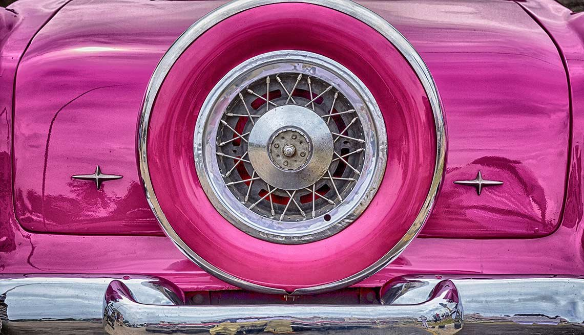 Remember When Cars Had These - Full-size spare tires