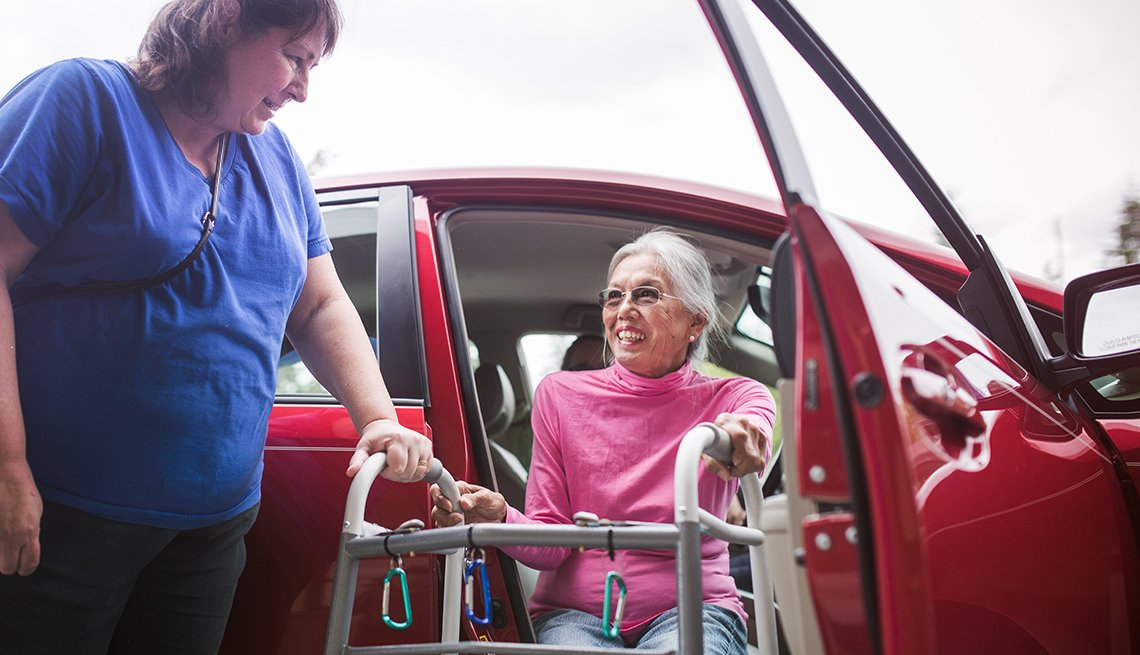 Best Car Features for Caregivers