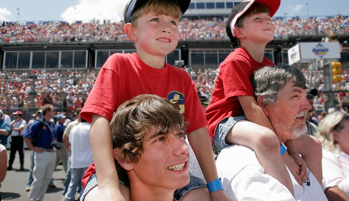 NASCAR's New Mission - younger fans