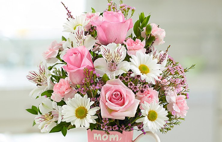 1800 Flowers for mom