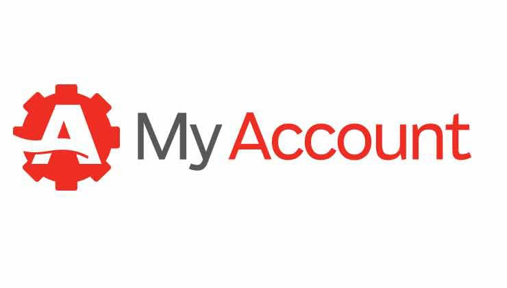 My account logo AARP