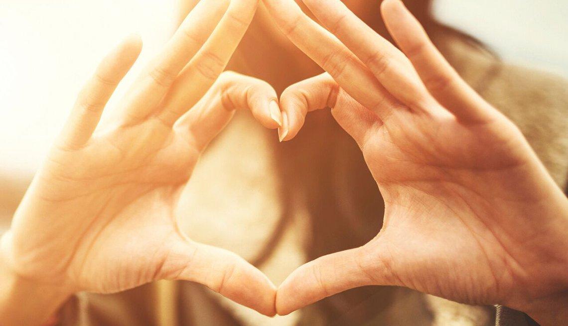 Member Benefits Hands Heart