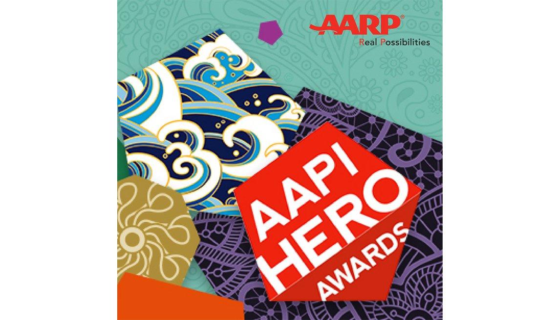 AAPI hero awards