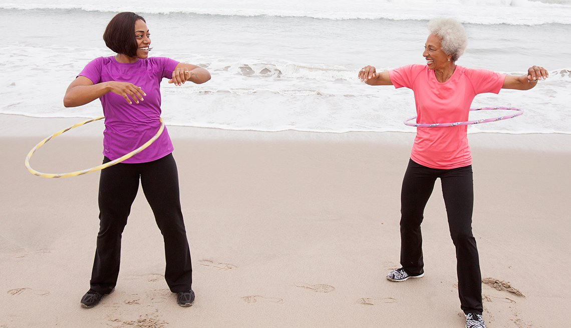 Disrupt Aging: How do YOU own your age?