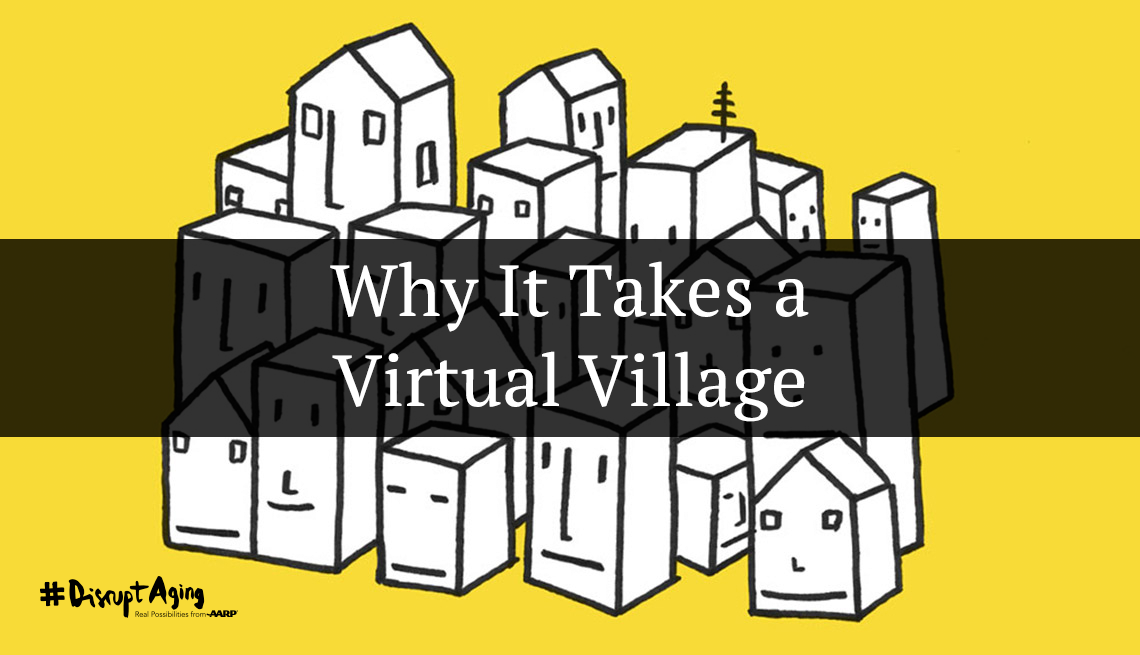 Why it takes a virtual village