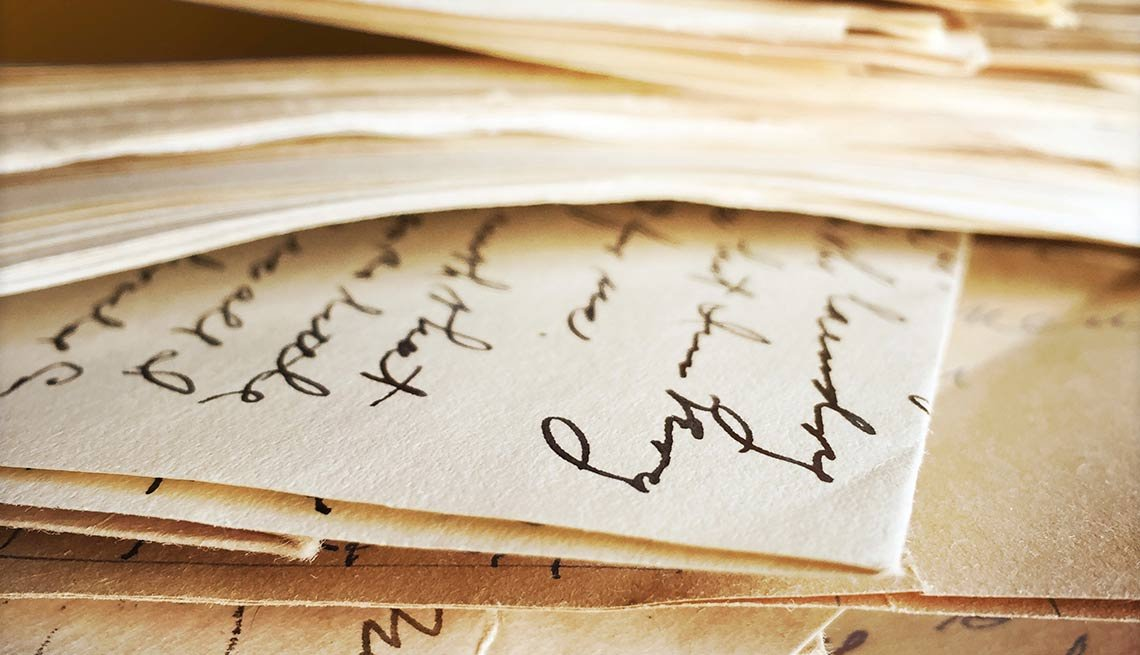 Life Letters to come