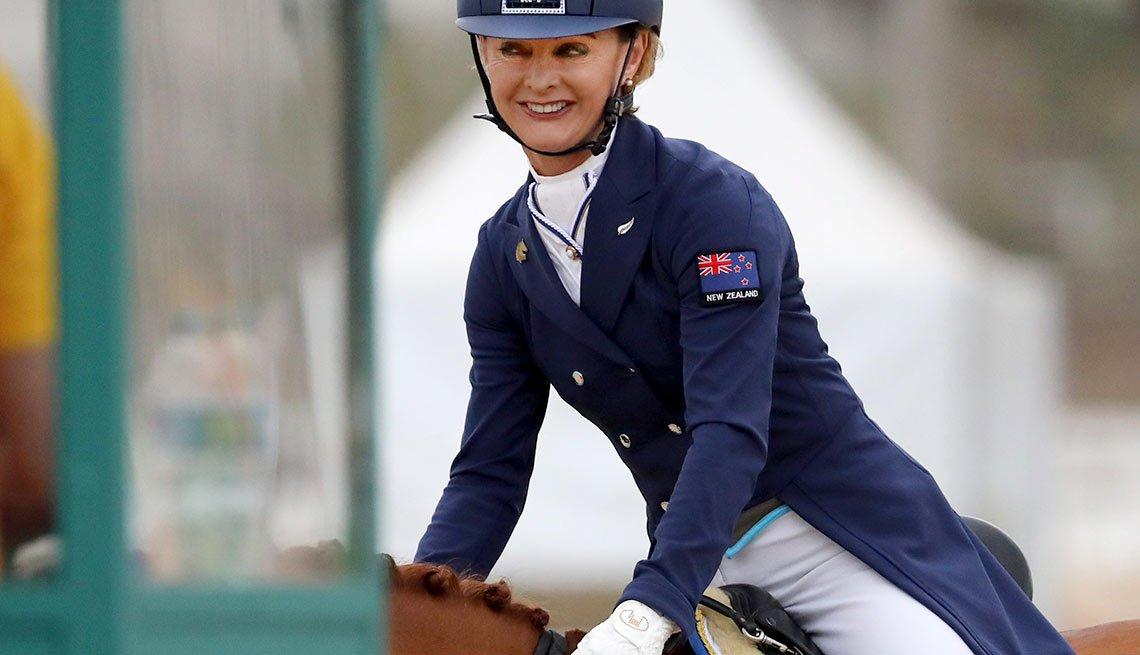 Julie Brougham, 62, New Zealand