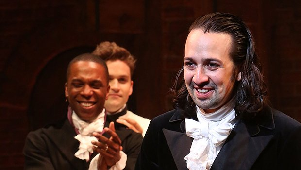 Lin-Manuel Miranda performs his final performance in the broadway musical Hamilton