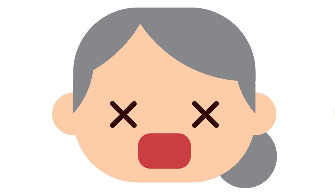 Disrupt Aging, Ageist Alert emojis