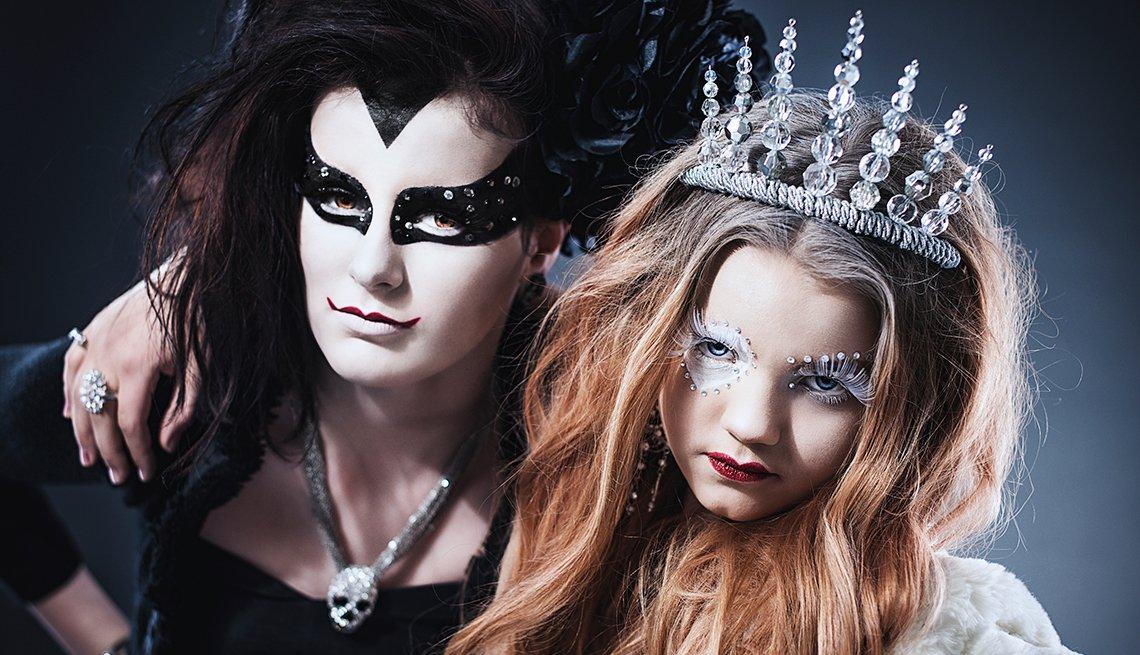 Disrupt Aging, Ageist Alert teen Halloween