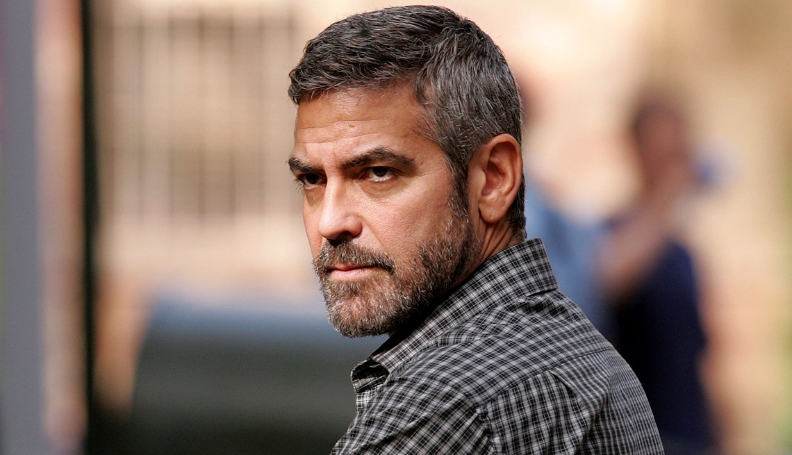 Disrupt Aging Glossary -George Clooney