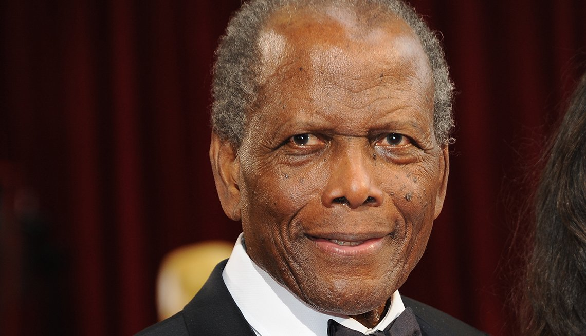 Disrupt Aging Glossary - Sidney Poitier