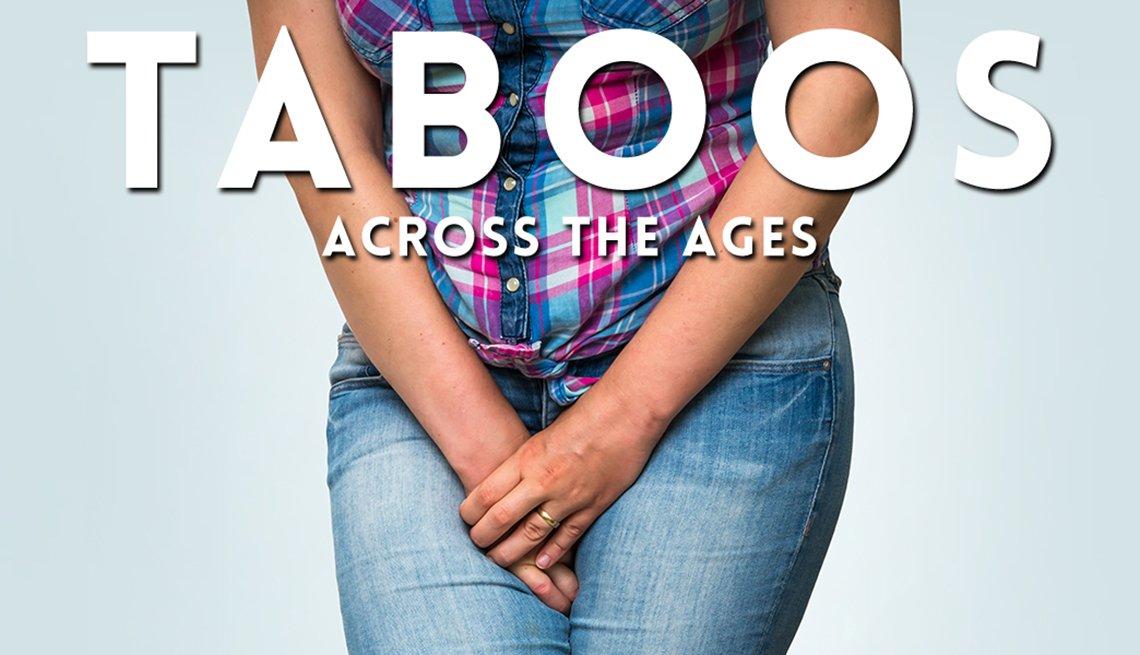 disrupt aging taboos