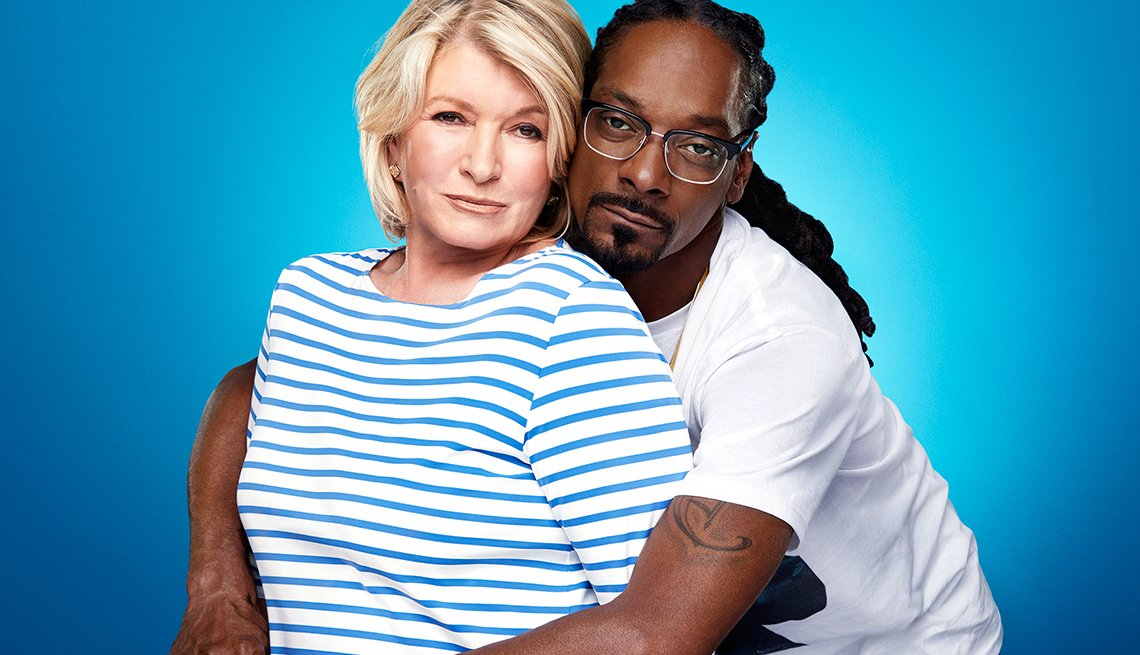 MARTHA & SNOOP'S POTLUCK DINNER PARTY