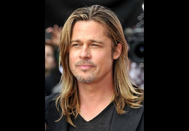 Brad Pitt, December Milestone Birthdays. (Rex Features/AP Images)