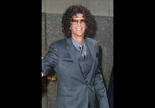 Howard Stern, January Milestone Birthdays