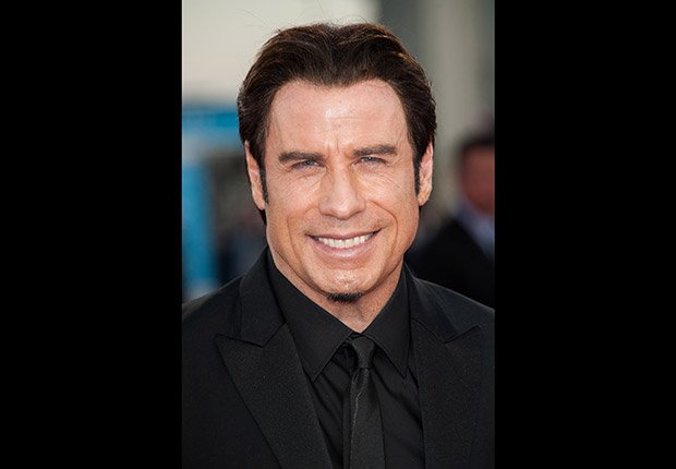 John Travolta, 60. February Milestone Birthdays.