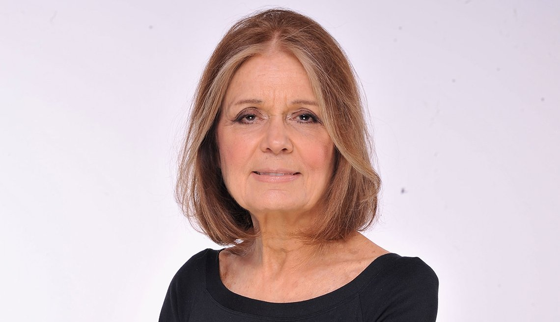Gloria Steinem, Activist, March Celebrity Birthday Milestones