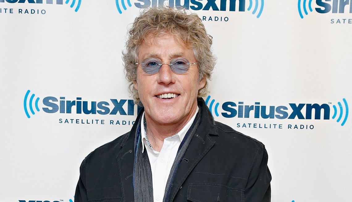 Roger Daltry, Musician, The Who, March Celebrity Birthday Milestones