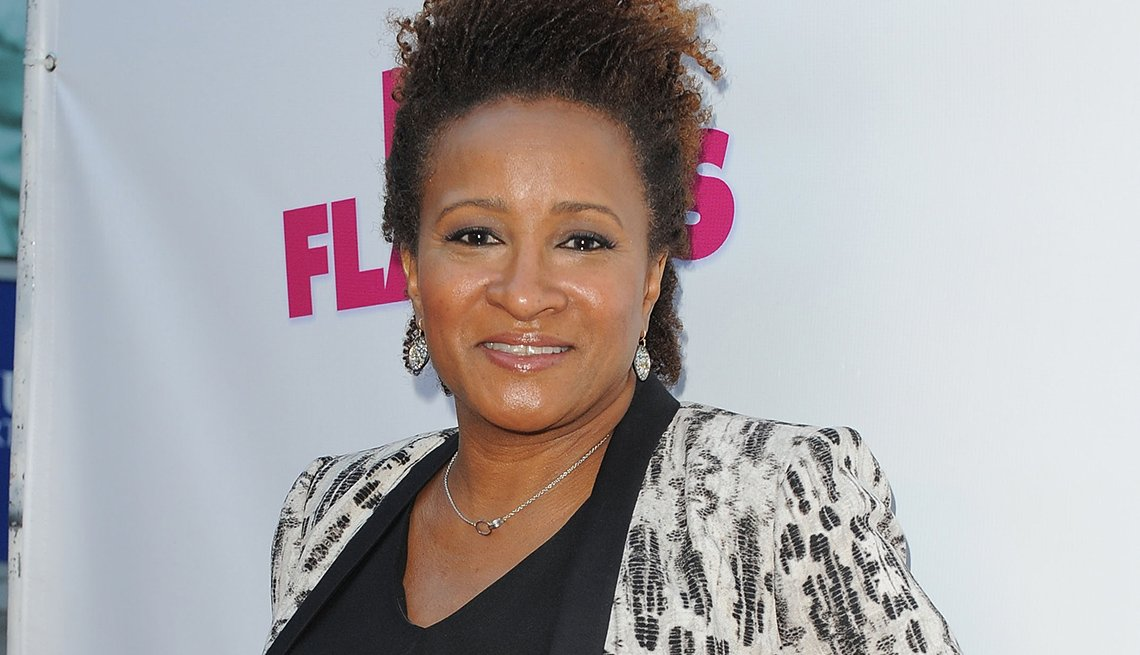 Wanda Sykes, Actress, Comedien, March Celebrity Birthday Milestones