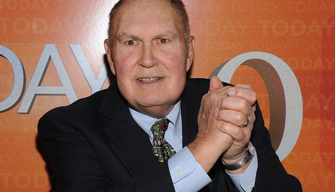 Willard Scott, Television Personality, The Today Show, NBC, March Celebrity Birthday Milestones