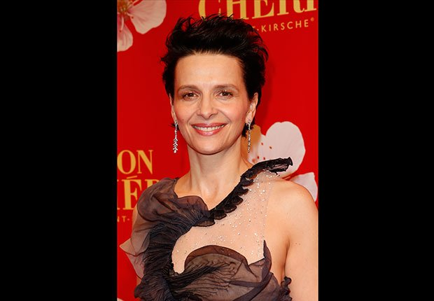 Juliette Binoche, 50. March Milestone Birthdays.
