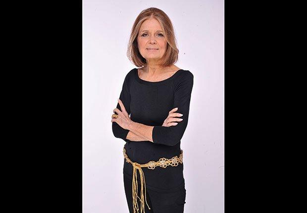 Gloria Steinem, 80. March Milestone Birthdays.