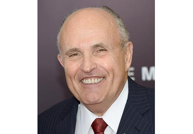 Rudolph Giuliani, 70. May Milestone Birthdays.