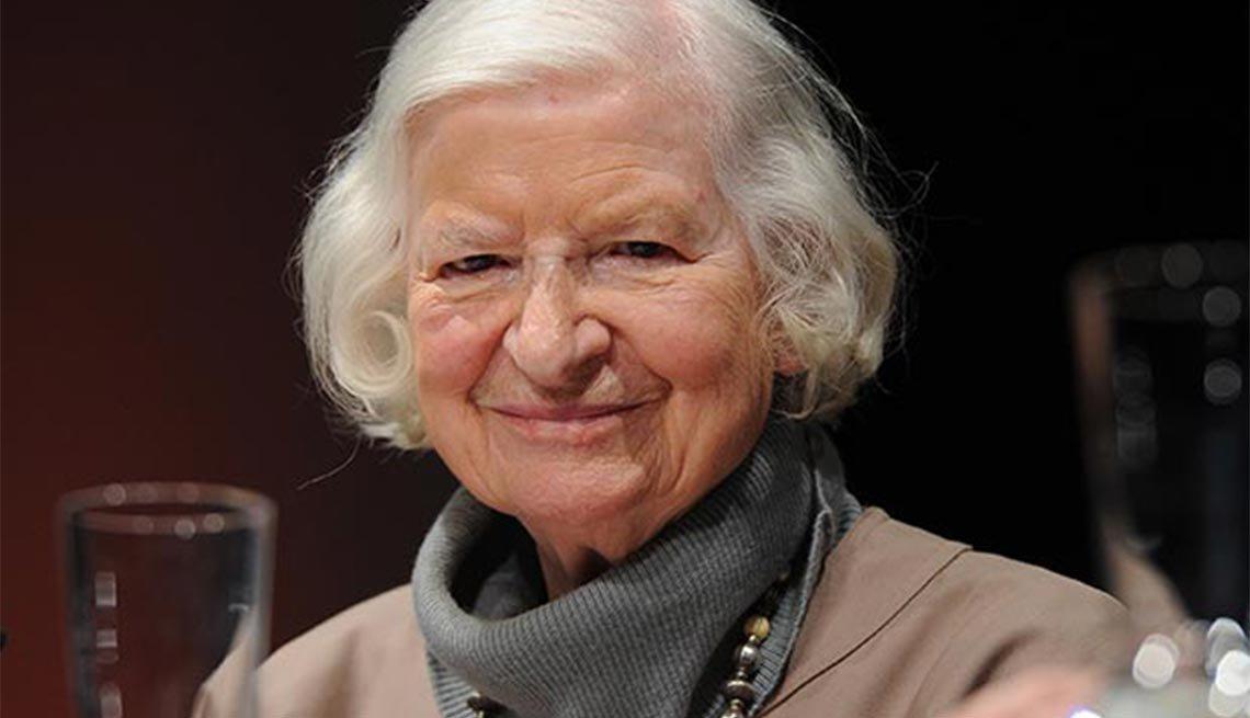 P.D. James, 94, Writer