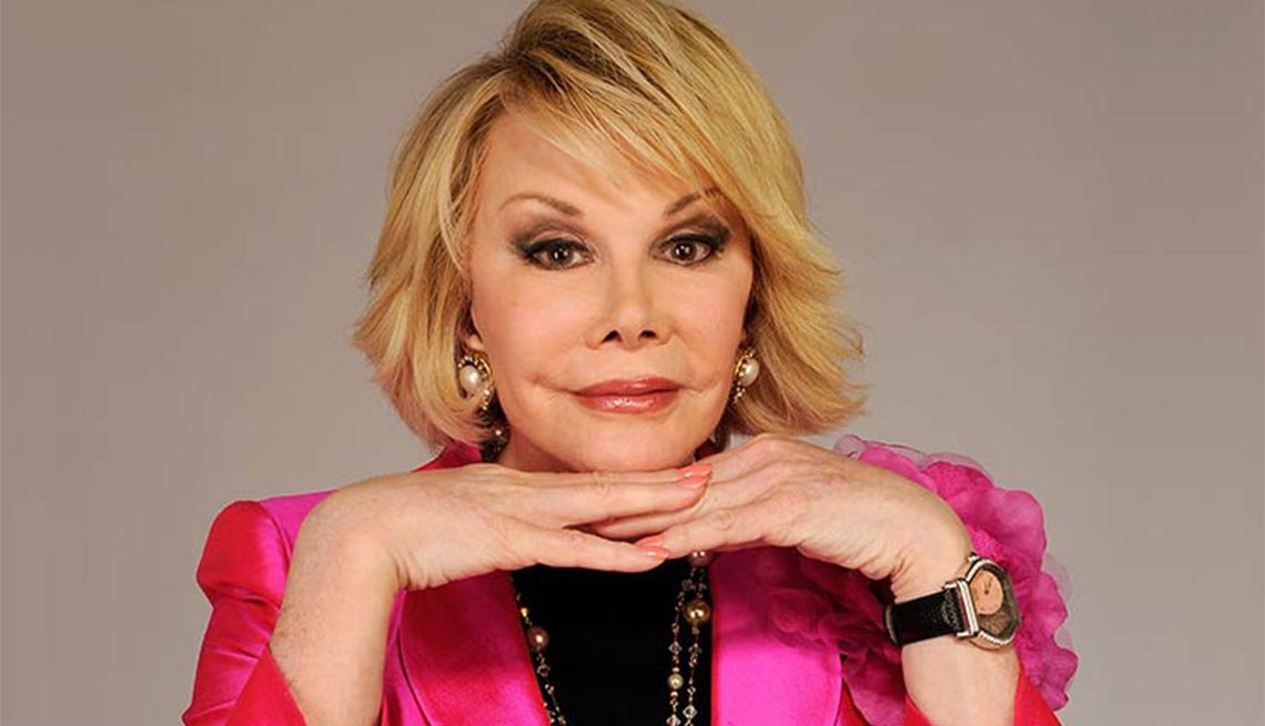 Joan Rivers, 81, Comedian, Actress, Television Personality, 2014 Celebrity Obituaries