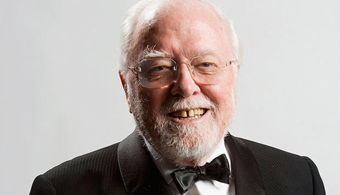 Richard Attenborough, 90, Actor