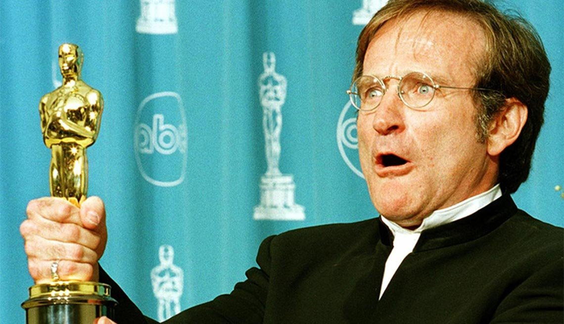 Robin Williams, 63, Actor, 2014 Celebrity Obituaries