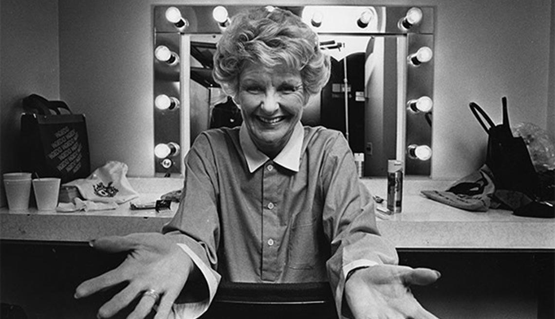 Elaine Stritch, 89, Actress